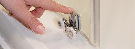 Kabiny idrzwi prysznicowe Blix