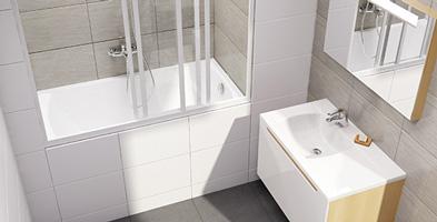 Zaaranżuj Małą łazienkę Ravak Polska Sa