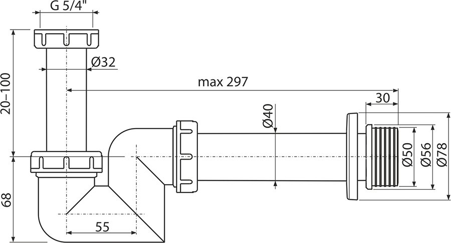 syfon bidetowy ravak polska s a. Black Bedroom Furniture Sets. Home Design Ideas